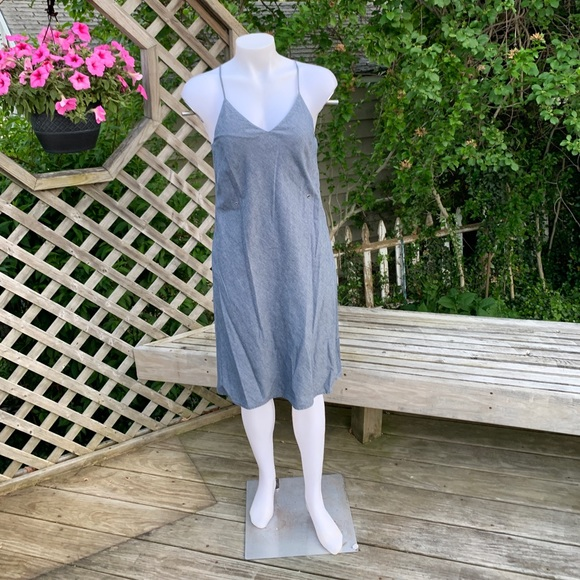 Banana Republic Dresses & Skirts - Casual Gray Summer Dress